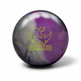 Bowlingbal Brunswick Rhino Charcoal/Silver/Violet_