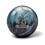 Bowlingbal Brunswick Rhino Metallic Blue/Black_