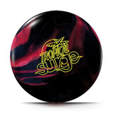 Bowlingbal Storm Tropical Surge Black-Cherry_