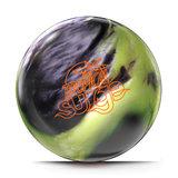 Bowlingbal Storm Tropical Surge Yellow-Black_