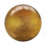 Bowlingbal DV8 Polyester Glitter Gold incl. Draagzak_