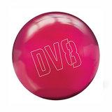 Bowlingbal DV8 Polyester Fearless Fuchsia incl. Draagzak_