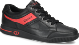 Bowlingschoen Dexter Drew Black-Red_