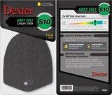 Schoenzolen Dexter S10 Sole Grey Felt (Longest Slide)(Oversized)_
