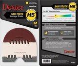 Schoenzolen Dexter H5 Saw Tooth Heel_