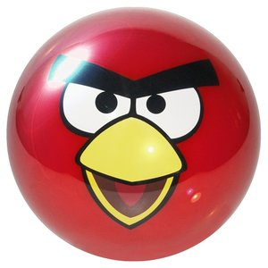 Angry Birds Bowlingbal Red