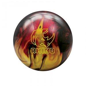 Bowlingbal Brunswick Rhino Red/Black/Gold Pearl