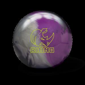 Bowlingbal Brunswick Rhino Charcoal/Silver/Violet