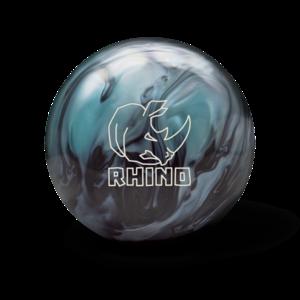 Bowlingbal Brunswick Rhino Metallic Blue/Black
