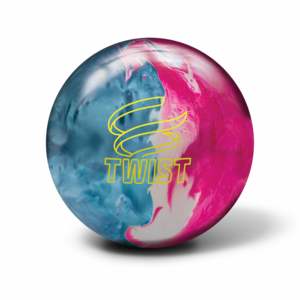 Bowlingbal Brunswick Twist Sky Blue/Pink/Snow