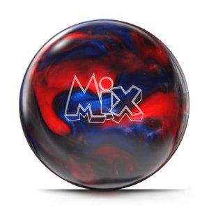 Bowlingbal Storm Mix Royal/Cherry