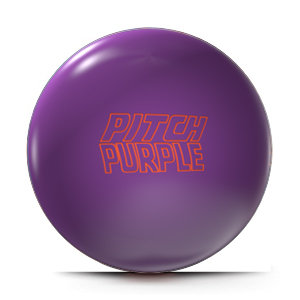 Bowlingbal Storm Pitch Purple