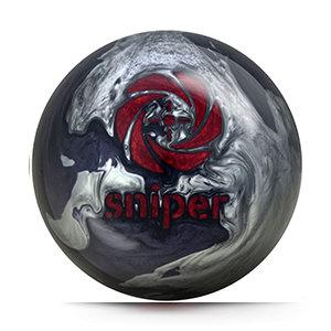 Bowlingbal Motiv Midnight Sniper