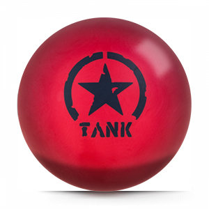 Bowlingbal Motiv Tank Blitz