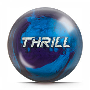 Bowlingbal Motiv Thrill Purple-Blue-Pearl