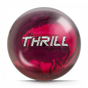 Bowlingbal Motiv Thrill Wine-Magenta