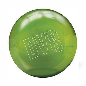 Bowlingbal DV8 Polyester Slime Green incl. Draagzak