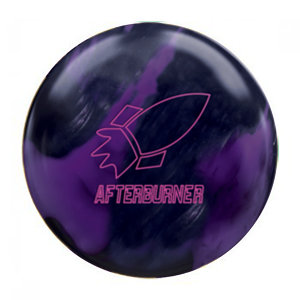 Bowlingbal 900 Global Afterburner Black-Purple