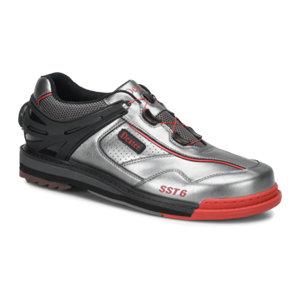 Bowlingschoen Dexter SST 6 Hybrid BOA Grey-Black-Red