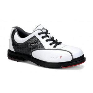 Bowlingschoen Dexter THE 9 Black-White