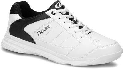 Bowlingschoen Dexter Ricky IV White-Black