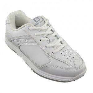 Bowlingschoen Jeugd Brunswick Flyer White