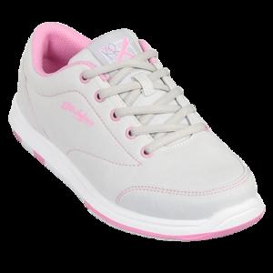 Bowlingschoen KR Strikeforce Chill Light Grey-Pink
