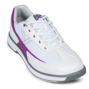 Bowlingschoen KR Strikeforce Flex White-Grape