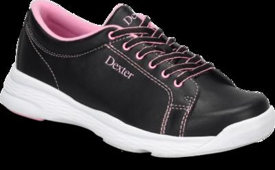 Bowlingschoen Dexter Raquel V Black-Pink