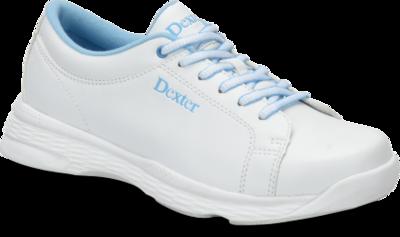 Bowlingschoen Dexter Raquel V White-Blue