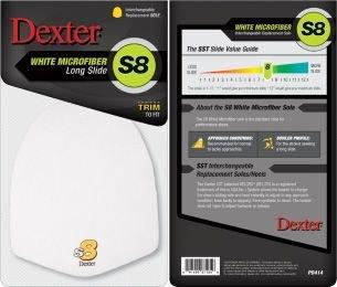 Schoenzolen Dexter S8 Sole Yellow Leather (Longer Slide)