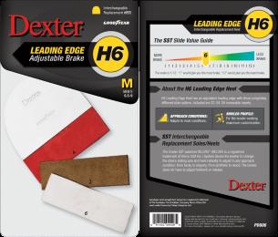 Schoenzolen Dexter H6 Leading Edge