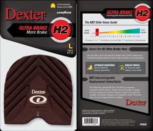 Schoenzolen Dexter H2 Ultra Brakz Heel