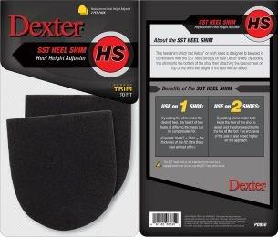 Schoenzolen Dexter HS Heel Shim Height Adjuster (Pack of 2)