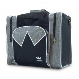 Bowlingtas Brunswick Edge Single Bag Grey-White