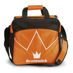 Bowlingtas Brunswick Blitz Single Bag Orange