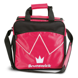 Bowlingtas Brunswick Blitz Single Bag Pink