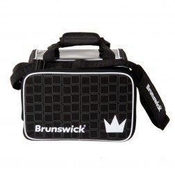 Bowlingtas Brunswick Crown Single Bag Black