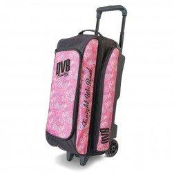 Bowlingtas DV8 Triple Roller Pink