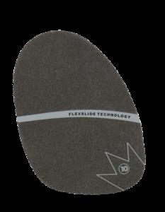 Schoenzolen Brunswick SP-10 Grey Felt
