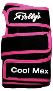 Positioner Robby's Cool Max Black-Pink