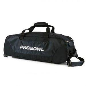 Bowlingtas Pro Bowl Basic Triple Tote Black