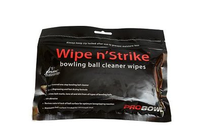 Cleaners Pro Bowl Ball Wipes