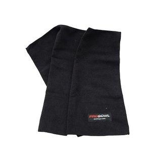 Cleaners Pro Bowl Microfiber Towel Black
