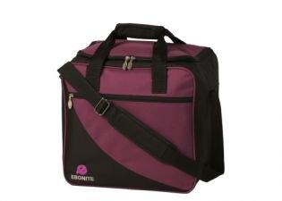 Bowlingtas Ebonite Basic Purple