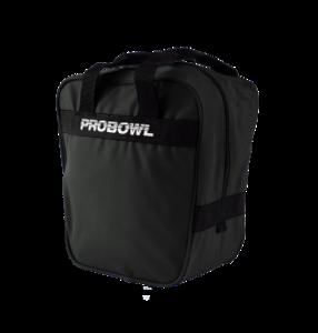 Bowlingtas Pro Bowl Single Bag Basic Black