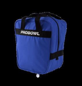 Bowlingtas Pro Bowl Single Bag Basic Blue