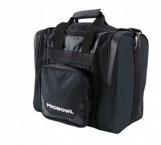 Bowlingtas Pro Bowl Single Bag Deluxe Black