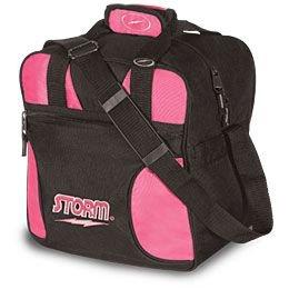 Bowlingtas Storm 1-Ball Solo Tote Black Pink
